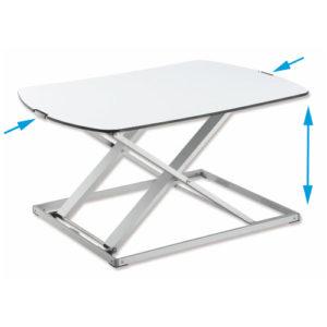säätöpöytä työtaso korkeus säädettävä työpöytä