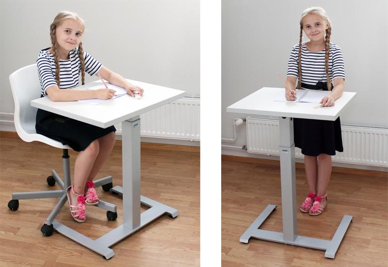 pieni kirjoituspöytä koulupöytä